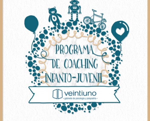 PROGRAMA DE COACHING INFANTO-JUVENIL